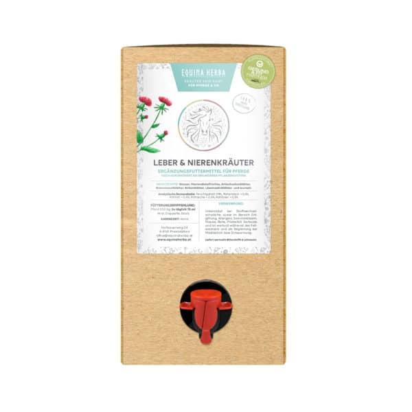 Leber-Nierenflüssigkräuter Bag in Box